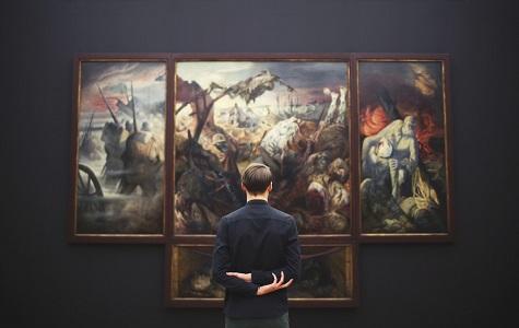 Art Gallery M84で世界的アーティストたちの写真展