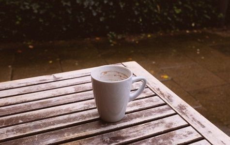 背伸びせず入りやすい銀座のカフェ